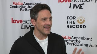 Steve Kazee Blushes Over New Love Jenna Dewan (Exclusive)