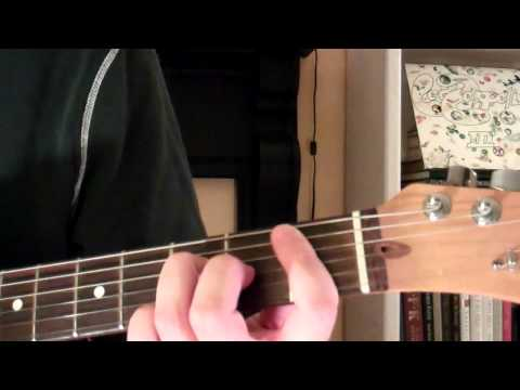 How To Play the Bbmaj7 Chord On Guitar (B flat major seventh) 7th