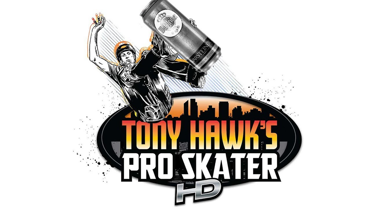 Tony Hawk's Bier Skater HD