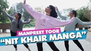 """Manpreet Toor   """"Nit Khair Manga""""   RAID   Rahat Fateh Ali Khan"""