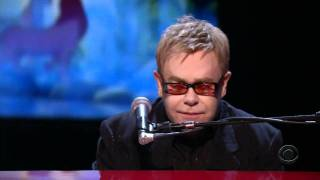 Can You Feel The Love Tonight   Live (Elton John) HD