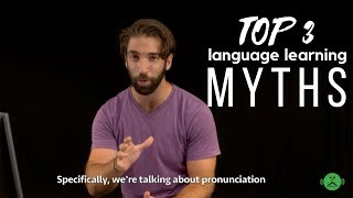 These 3 Myths Prevent People From Improving Their Pronunciation