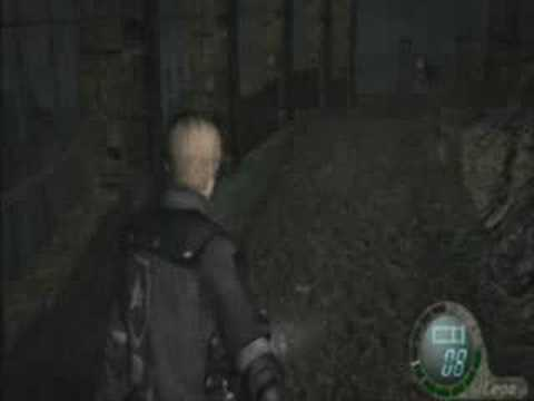 Missing GFX effects from Gamecube/Wii version :: resident