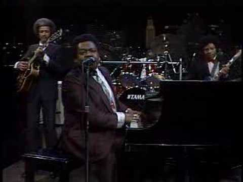 Fats Domino – Blue Monday (Live From Austin TX)