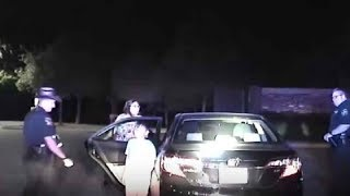 """Police pull mother's car over – look at her son's face and say: """"Step outside the vehicle!"""""""