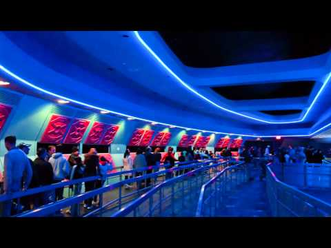 Space Mountain: Third Tunnel