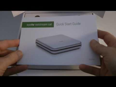 Elgato EyeTV Netstream SAT Review