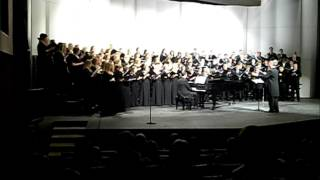 Northwest Missouri State University Chorale: The Prayer of Saint Francis