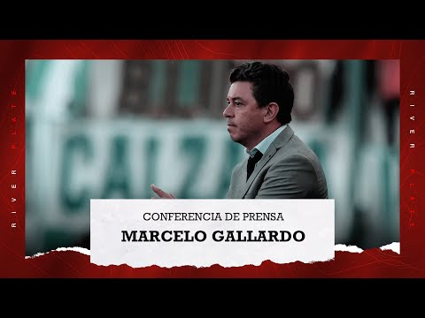 Gallardo en conferencia de prensa (9/10/2021)
