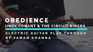 Obedience - Lindy Conant & The Circuit Riders // Electric Guitar Play Through // Bias Fx 2 Preset