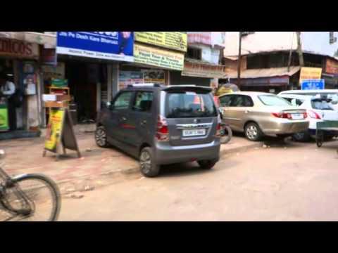 Indien 2014 Delhi-Verkehr1