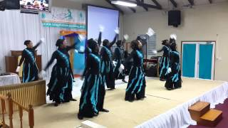 """New Dimension Dancers - Kurt Carr """"The Lord Strong & Mighty"""""""