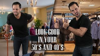 How to look sexy in our 30's and 40's