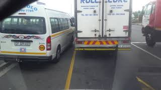 Taxis in South Africa