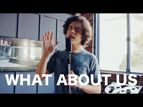 P!nk - What About Us (Cover by Alexander Stewart)