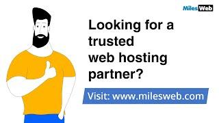 MilesWeb - Video - 1