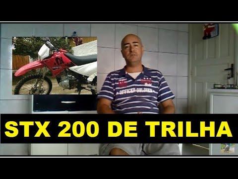 COMO PREPARAR SUNDOWN STX 200 PARA TRILHA - Leandro #82
