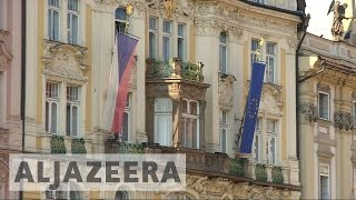 EU pullout looms over Czech Republic
