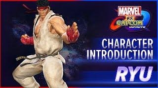 Marvel vs. Capcom: Infinite – Ryu Tutorial