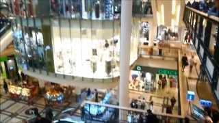 Palladium - Biggest Shopping Mall in Prague October 2016