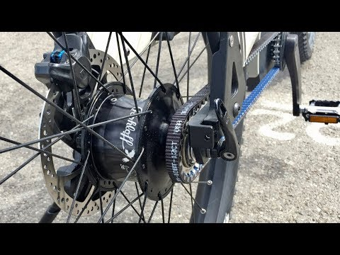 Rohloff E-14 Review – Electronically Shifted Internally Geared Hub, Bosch Ebike Compatible
