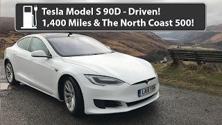Tesla model S LR – Video Review by EVM Video