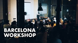 How To Talk To Clients About Money & Budget—Barcelona Workshop