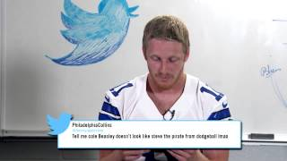 "Cowboys Players Read ""Mean Tweets"" From Fans: Volume 2"