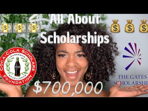 Download All About Scholarships! Gates Scholarship! Coke Scholar! $700,000 (+ tips & list of scholarships) Mp4 HD Video and MP3