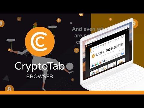 cryptotab google chrome