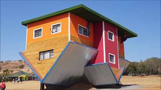 Exploring the Upside Down House✔