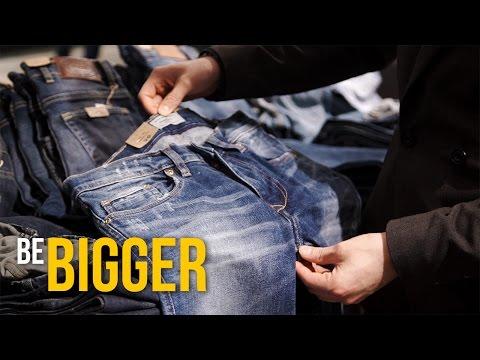 Как выбрать правильные джинсы? Стили мужских джинсов.
