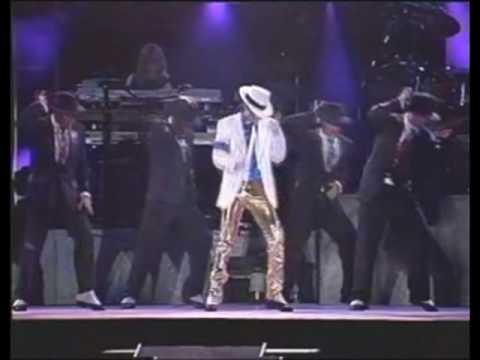 Michael Jackson - Smooth Criminal Live Seoul