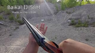Shooting Baikal IJ-58M