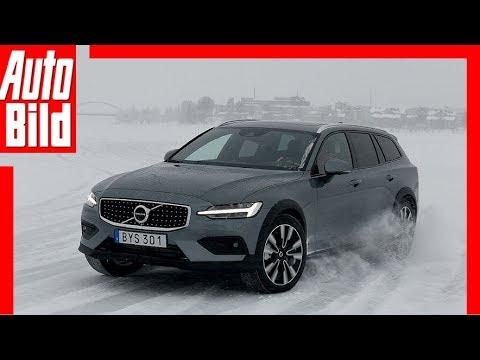 Volvo V60 Cross Country (2019): Neuvorstellung - Infos - Details