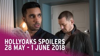 Hollyoaks Spoilers: 28 May - 1 June 2018 - Video Youtube