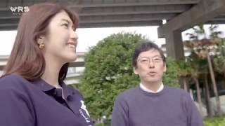岡田浩之 競技委員長×杉本雛乃