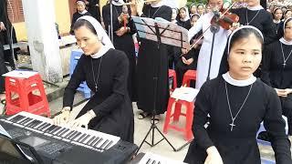 Hồng Ân Đời Dâng Hiến   Hội Dòng Mến Thánh Giá Vinh   Xã Đoài