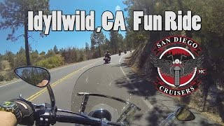 SDCMC Idyllwild Ride Fun Ride