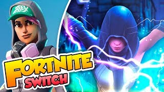 ¡La Ira De Naishys! - Fortnite Battle Royale (Switch) Naishys Y Dsimphony