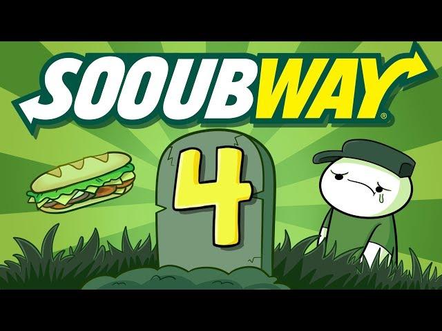 Sooubway 4: The Final Sandwich