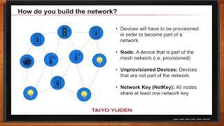 Bluetooth mesh interoperability demo - Ren Kai