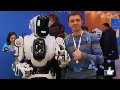 Відео Промо робот  1