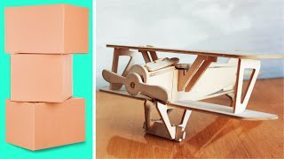 29 EASY AND COOL CARDBOARD IDEAS FOR A BORING DAY