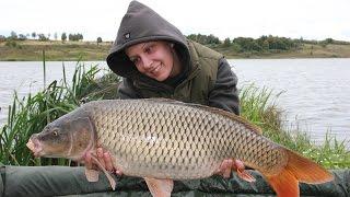 Карп рыбалка осенью на