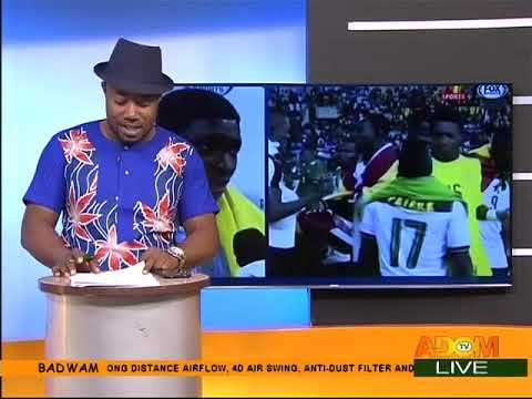 Badwam Sports on Adom TV (25-9-17)