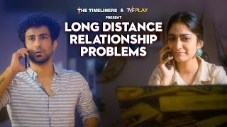 Long Distance Relationship Problems | Just Couple Things