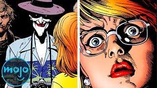 Top 10 Most Disturbing DC Moments