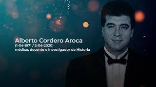 Personajes que nuestra cultura extrañará | Alberto Cordero Aroca