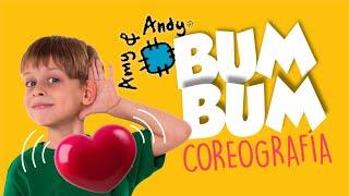 Amy & Andy Coreografía Canción Bum Bum. Música Cristiana